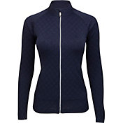 Sport Haley Women's Monroe Lightweight Space Dye Golf Jacket
