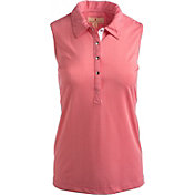 Sport Haley Women's Roxie Sleeveless Golf Polo