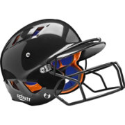 Schutt Adult Air 4.2 Batting Helmet w/ Mask