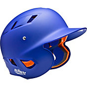 Schutt Adult Air 4.2 Matte Batting Helmet in Royal