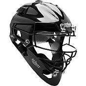 Schutt Adult Air Maxx 2966 Catcher's Helmet in Black