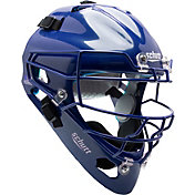 Schutt Adult Air Maxx 2966 Catcher's Helmet in Royal