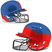 Schutt AiR Maxx T Custom Batting Helmet w/ Facemask