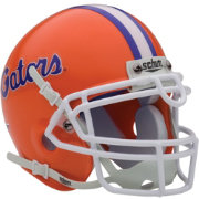 Schutt Florida Gators Mini Authentic Football Helmet