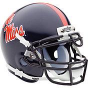 Schutt Ole Miss Rebels Mini Authentic Football Helmet