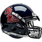 Schutt Ole Miss Rebels XP Authentic Football Helmet