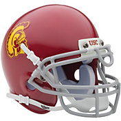 Schutt USC Trojans Mini Authentic Football Helmet