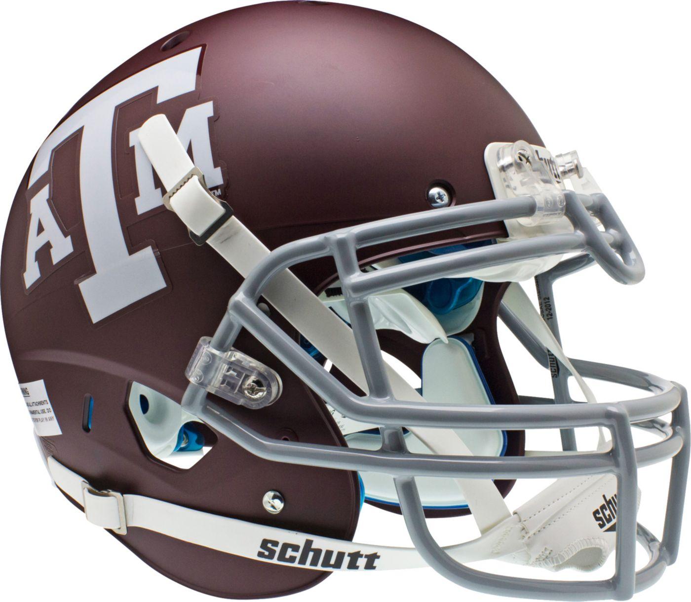 Schutt Texas A&M Aggies XP Authentic Football Helmet