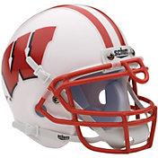 Schutt Wisconsin Badgers Mini Authentic Football Helmet