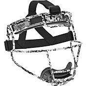 Schutt Varsity Softball Patterned Fielder's Mask in White Digi Camo
