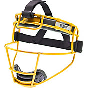 Schutt Varsity Titanium Softball Fielder's Mask in Gold
