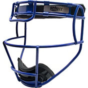 Schutt Varsity Titanium Softball Fielder's Mask in Royal Blue