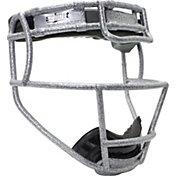 Schutt Youth Softball Glitter Fielder's Mask in Silver