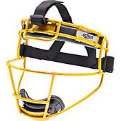 Schutt Youth Softball Fielder's Mask in Gold