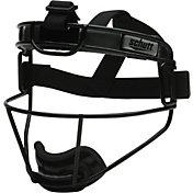 Schutt Youth Titanium Softball Fielder's Mask in Black