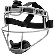 Schutt Youth Titanium Softball Fielder's Mask in Silver