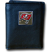 Siskiyou Gifts Tampa Bay Buccaneers Executive Tri-Fold Wallet
