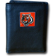 Siskiyou Gifts Cincinnati Bengals Executive Tri-Fold Wallet