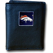 Siskiyou Gifts Denver Broncos Executive Tri-Fold Wallet