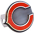 Chicago Bears Hitch Cover