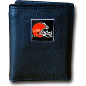 Siskiyou Gifts Cleveland Browns Executive Tri-Fold Wallet