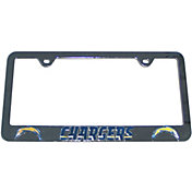 Los Angeles Chargers License Plate Frame