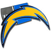 Los Angeles Chargers Hitch Cover