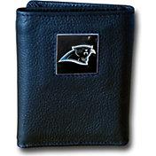 Siskiyou Gifts Carolina Panthers Executive Tri-Fold Wallet