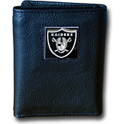 Oakland Raiders Executive Tri-Fold Wallet