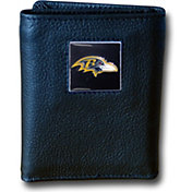 Baltimore Ravens Executive Tri-Fold Wallet
