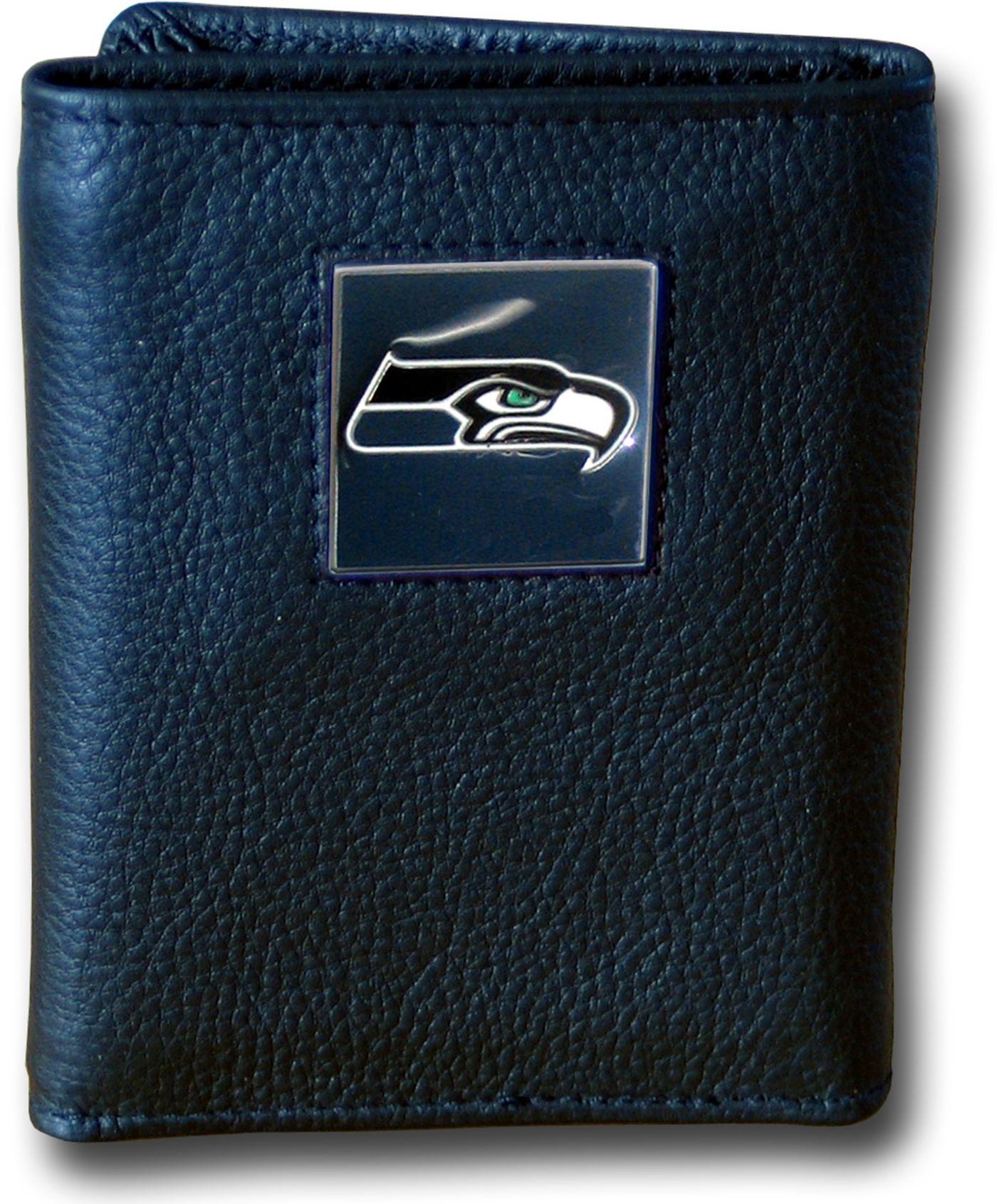 Siskiyou Gifts Seattle Seahawks Executive Tri-Fold Wallet