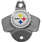 Pittsburgh Steelers Wall Mount Bottle Opener