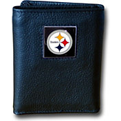 Pittsburgh Steelers Executive Tri-Fold Wallet