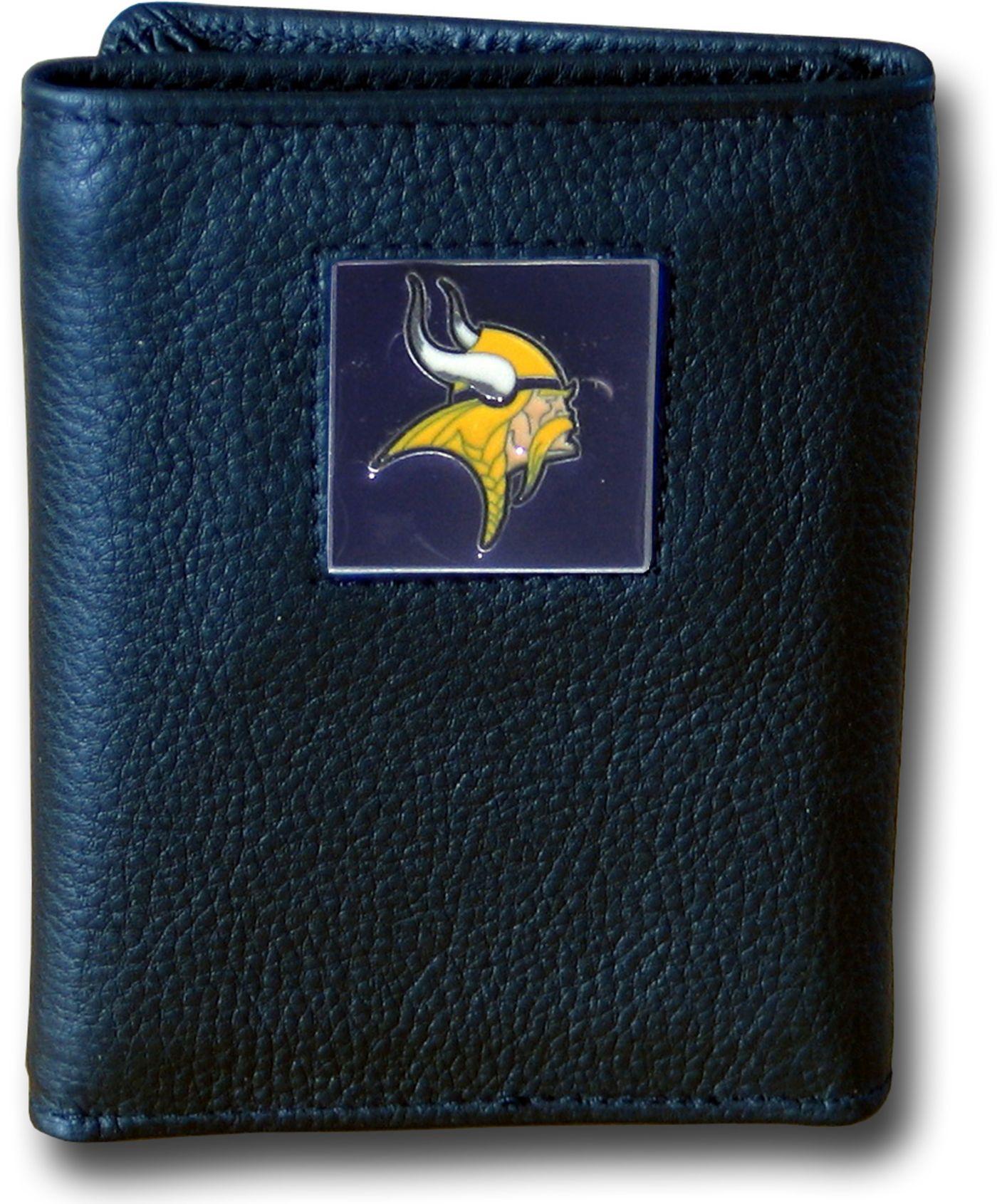 Minnesota Vikings Executive Tri-Fold Wallet