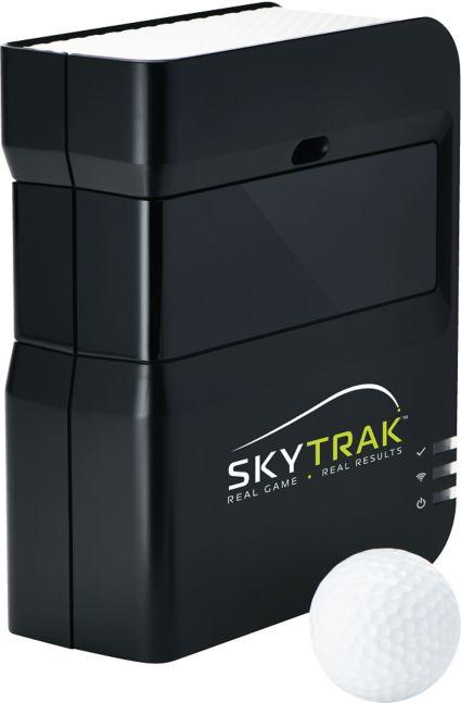 SkyTrak Launch Monitor and Golf Simulator