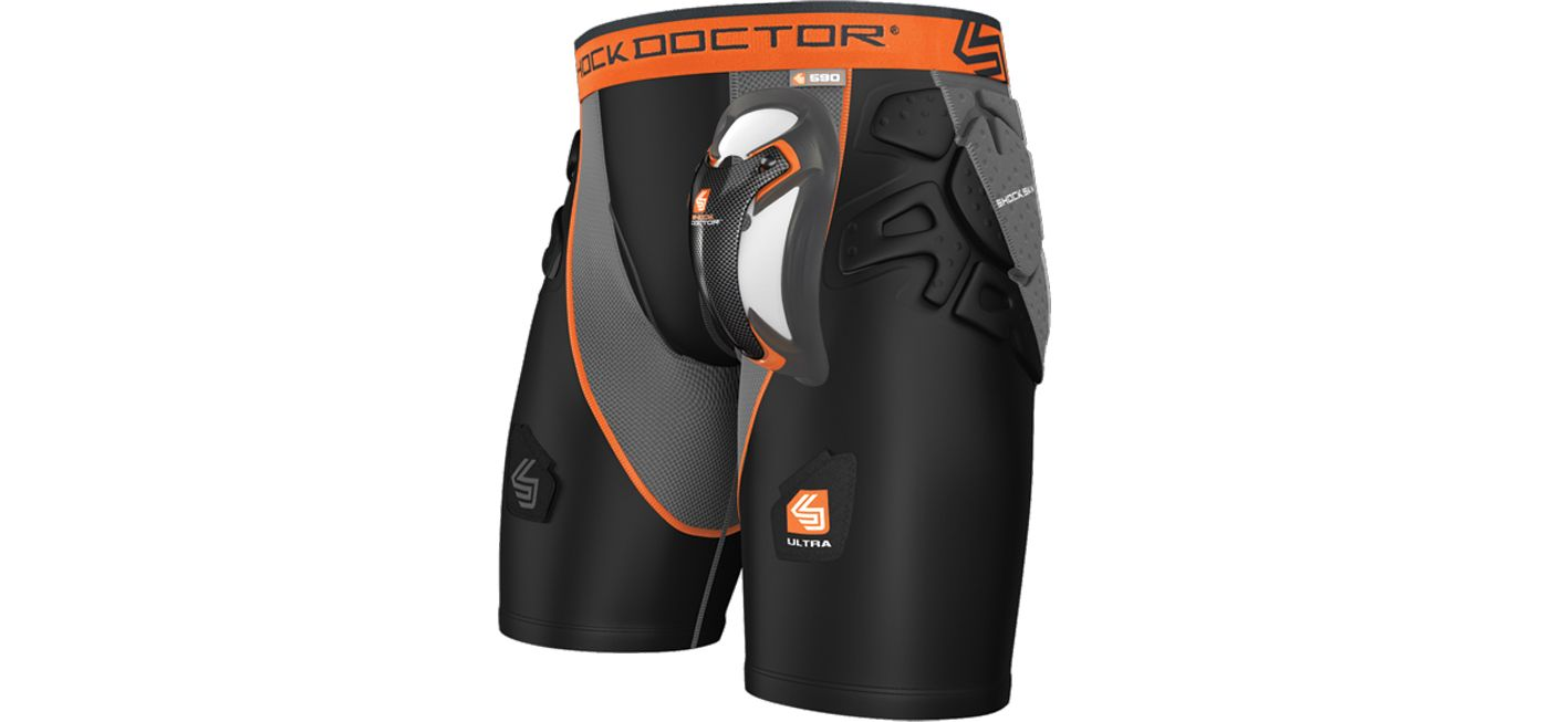 Shock Doctor Senior Ultra ShockSkin Hockey Shorts