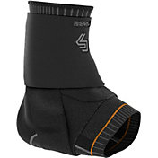 Shock Doctor Ultra Knit Ankle Strap with Gel Support