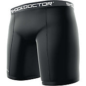 Shock Doctor Girls' Ultra Double Compression Sliding Shorts