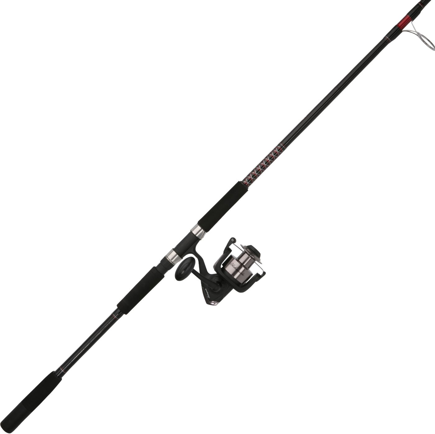 Shakespeare 2017 Ugly Stik Bigwater 2-Piece Spinning Combos