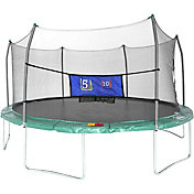 Skywalker Trampolines 16' Oval Trampoline with Enclosure