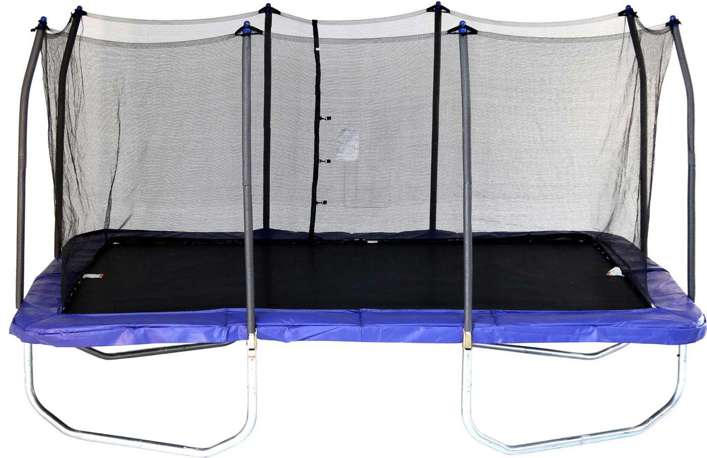 Skywalker Trampolines 15' Rectangle Trampoline with Enclosure