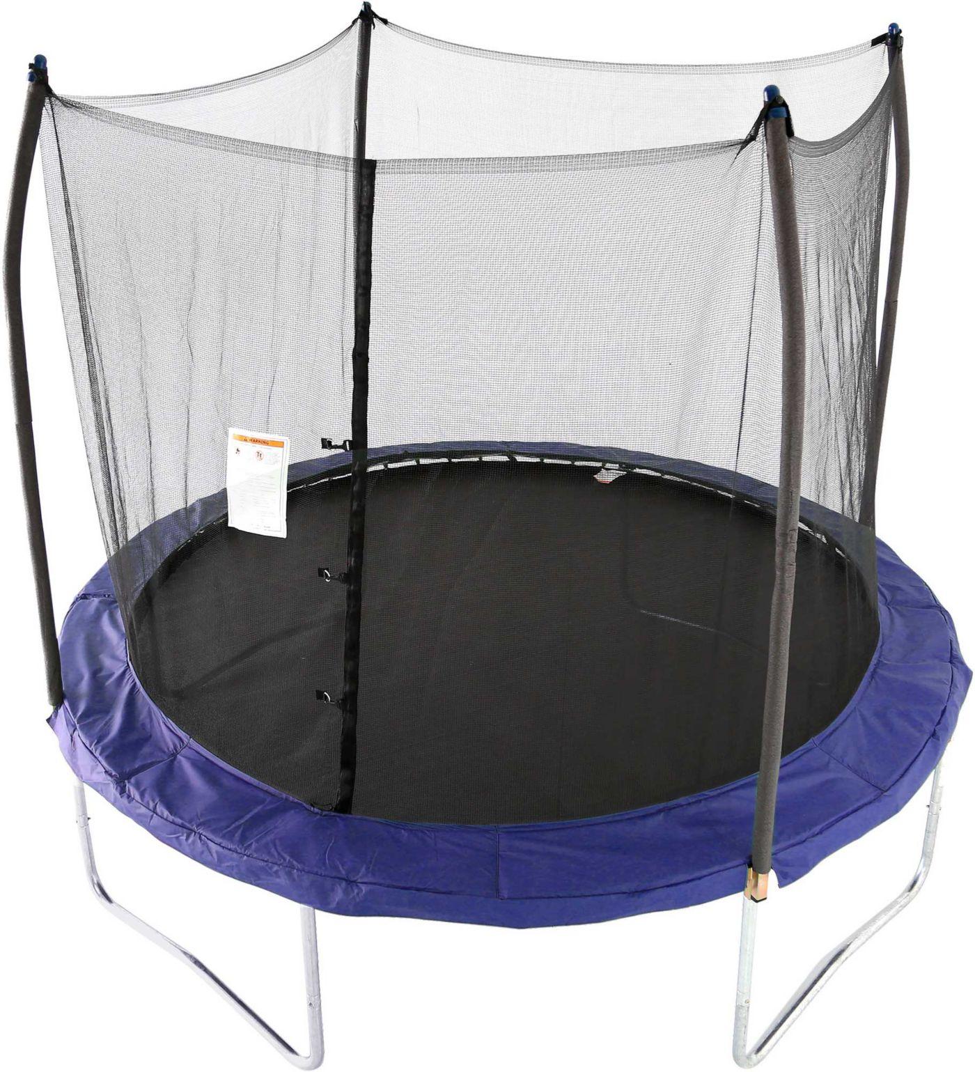Skywalker Trampolines 10' Round Trampoline with Enclosure