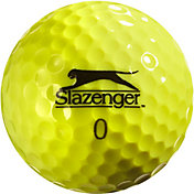 Slazenger 2017 Raw Distance Yellow Golf Balls