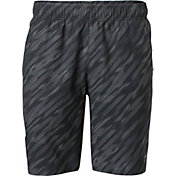 Slazenger Men's All-Over Printed 9'' Tennis Shorts