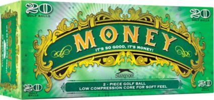 Slazenger Money Golf Balls - 20 Pack