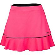 Slazenger Girls' Ruffle Knit Golf Skort