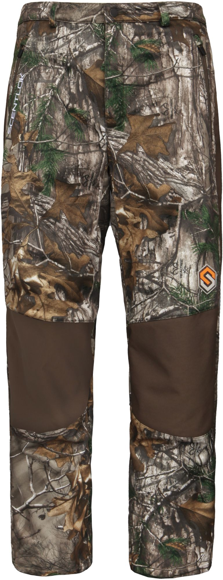 ScentLok Men's Helix Hunting Pants, Size: Large, Brown thumbnail