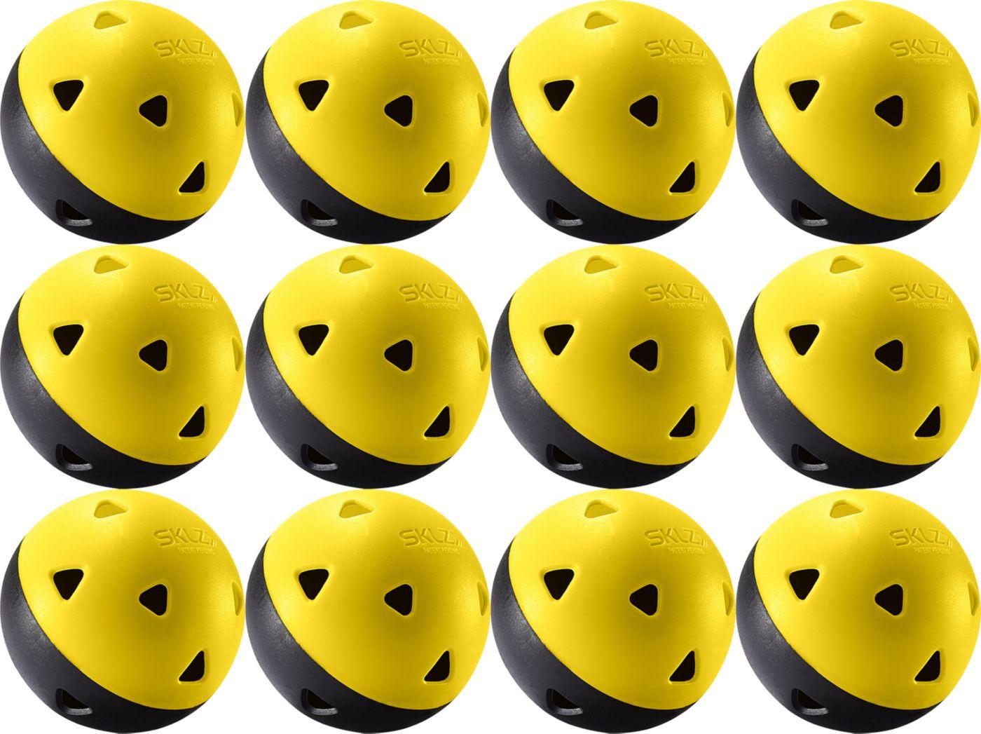 SKLZ Mini Impact Balls - 12 Pack
