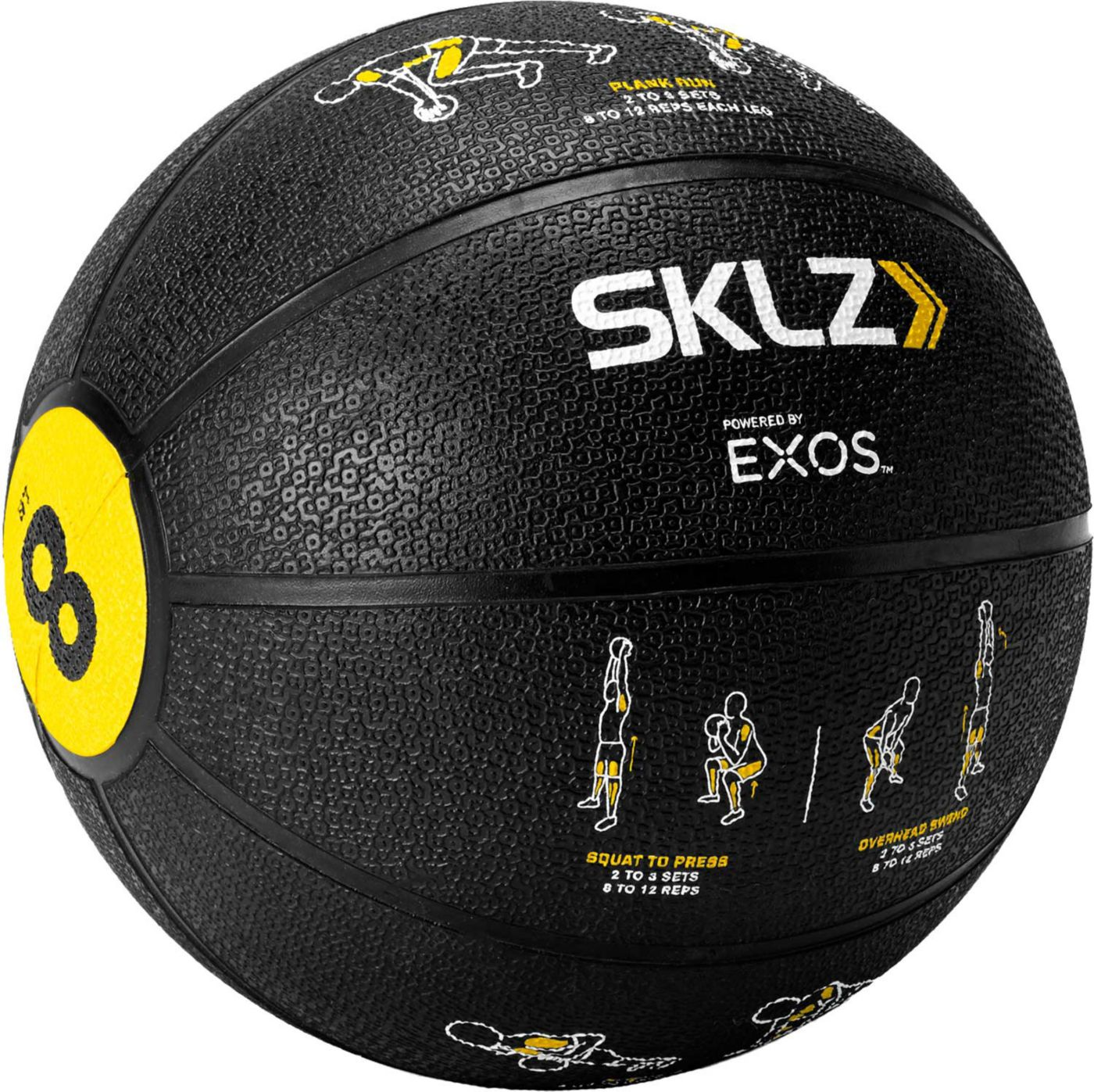 SKLZ Trainer 8 lb. Medicine Ball
