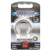 "Shoreline Marine 5/16"" Stainless Steel Anchor Shackle"